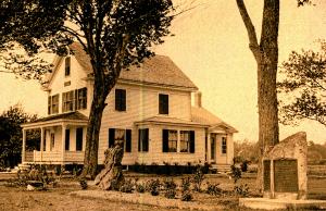 Tuck House, 1925.