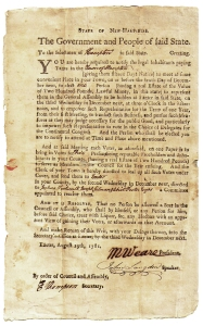 1781 Meeting Notice