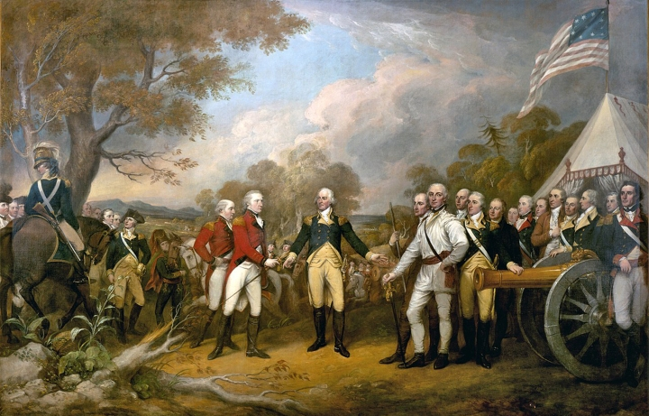 Surrender of Burgoyne