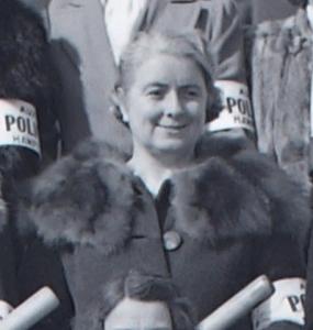 Helen Hayden 1940s Blackout Warden