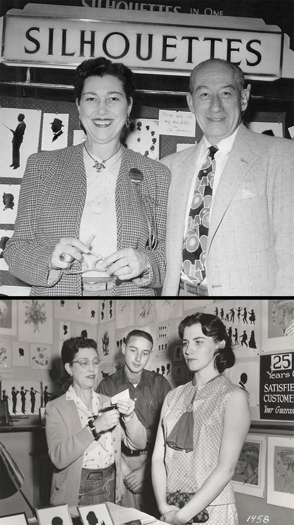 1958-60 Lillian Clarke