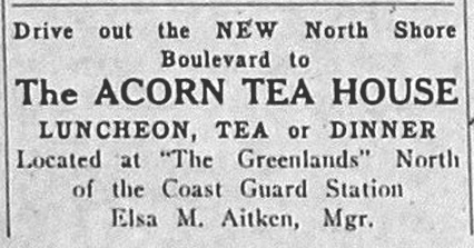 B1 - 1926Jul27 HBNG Acorn Tea Room